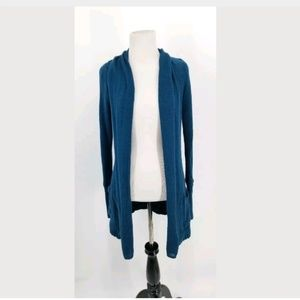 Anthropologie Guinevere Small Open Front Cardigan